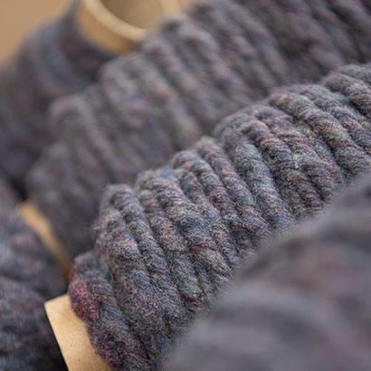 Roving yarn by The Billie System